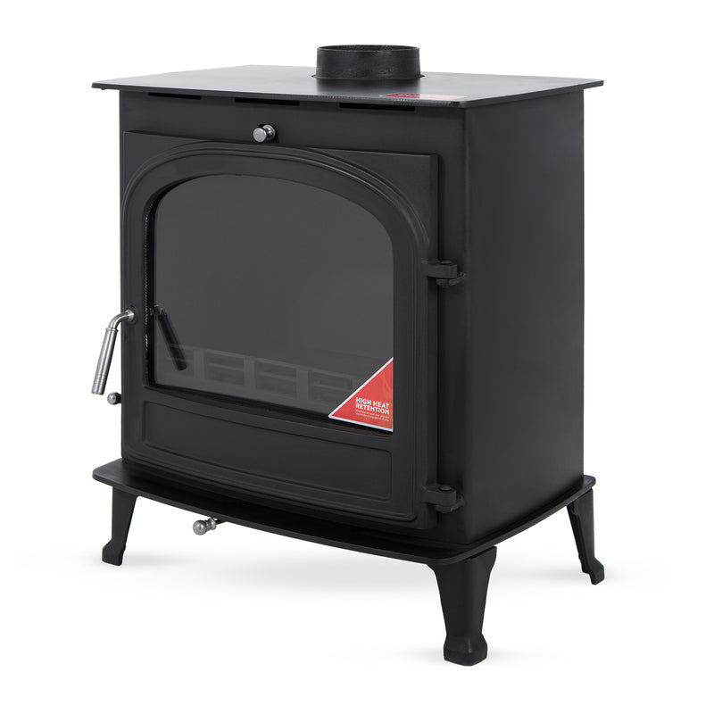 Corvo Cast Iron Fireplace