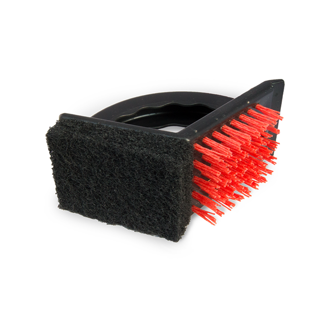Megamaster Dual Potjie Cleaning Brush