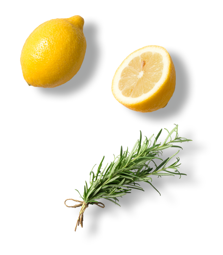 Image of Lemons and Rosemary