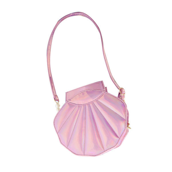 Luminescence Seashell Shaped Cocktail Handbag