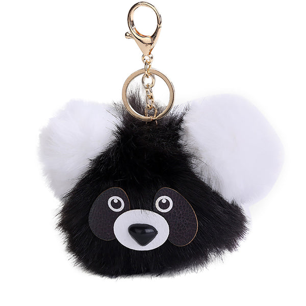 Cute Panda Purse Pendant