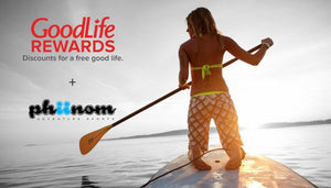 GoodLife Fitness adds Phiinom Adventure Sports as a Rewards Partner!
