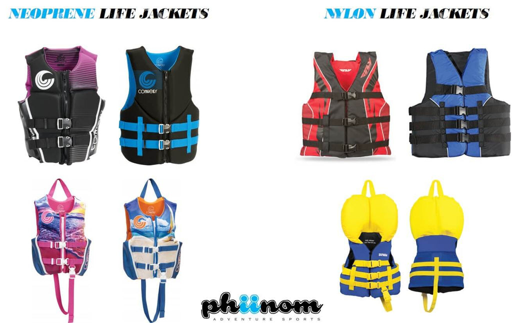 Life Jacket Buying Guide