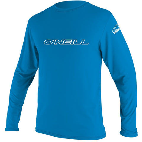 O'Neill Basic Skins L/S Rash Tee - Youth
