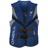 O'Neill Reactor Life Jacket (Blue) - Men's - Phiinom