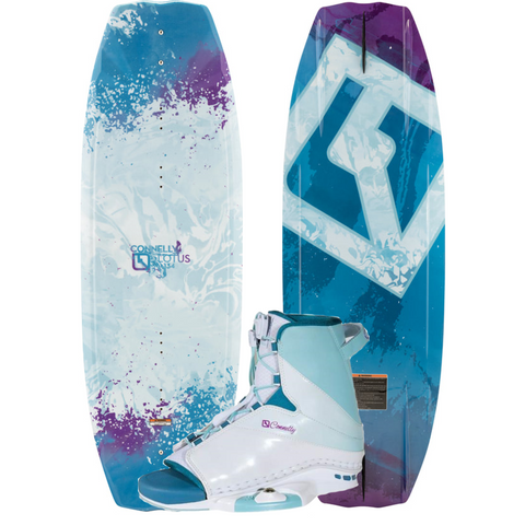 "2018 - Connelly ""Lotus / Karma"" Wakeboard Package"