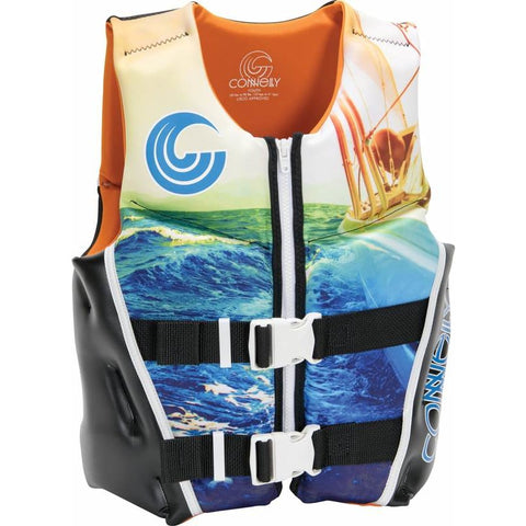 Connelly Youth Classic NEO Vest - Boy's