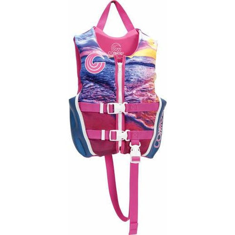 Connelly Child Classic NEO Vest - Girl's
