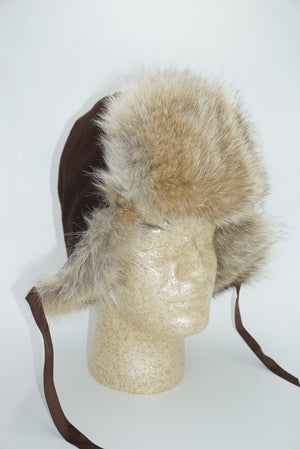 Mountie Style Hat