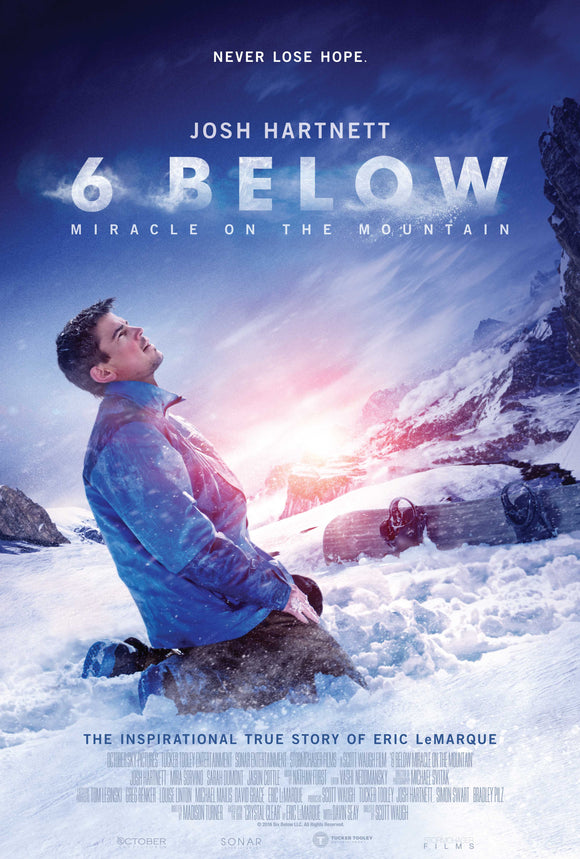 6 Below (DVD)