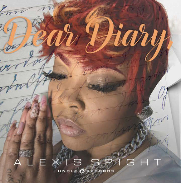 Alexis Spight - Dear Diary (CD)