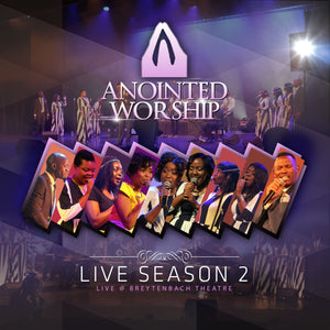 Anointed Worship - Live Season 2 (Live At Breytenbach Theatre) (CD)
