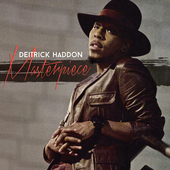 Deitrick Haddon - Masterpiece (CD)