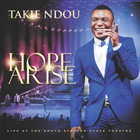 Takie Ndou - Hope Arise (2CD)