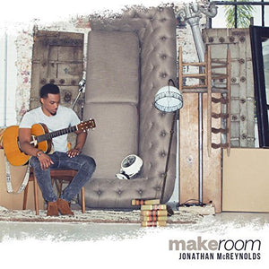 Jonathan McReynolds - Make Room (CD)