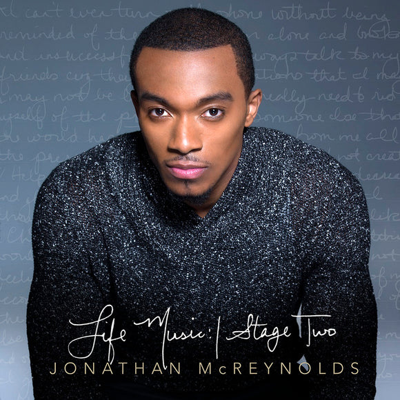 Jonathan McReynolds - Life Music: Stage Two (CD)