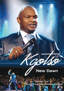 Kgotso - New Dawn (DVD)