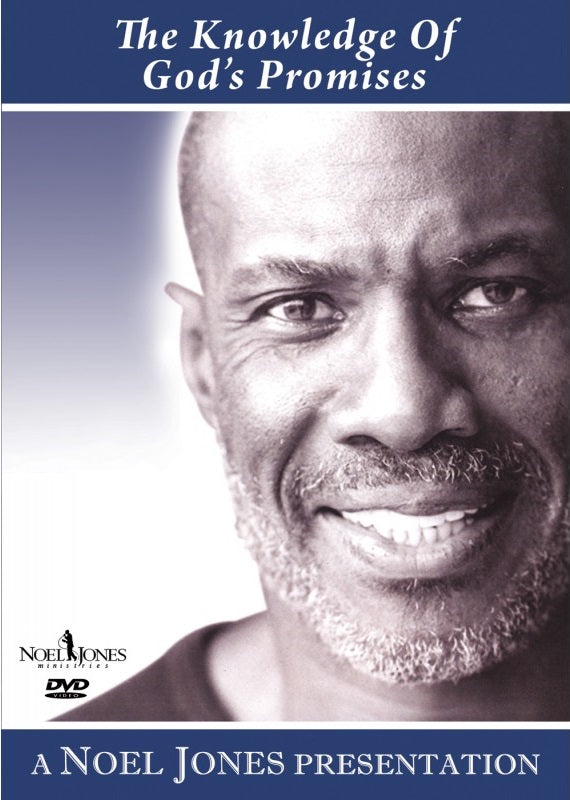 Bishop Noel Jones - The Knowledge Of God's Promises (DVD)