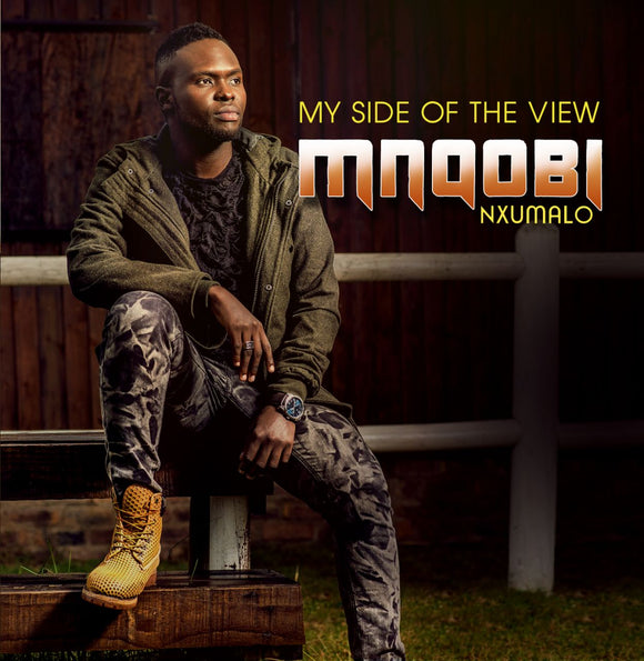 Mnqobi Nxumalo - My Side Of The View (CD)