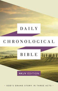 NKJV Daily Chronological Bible (Hardcover)