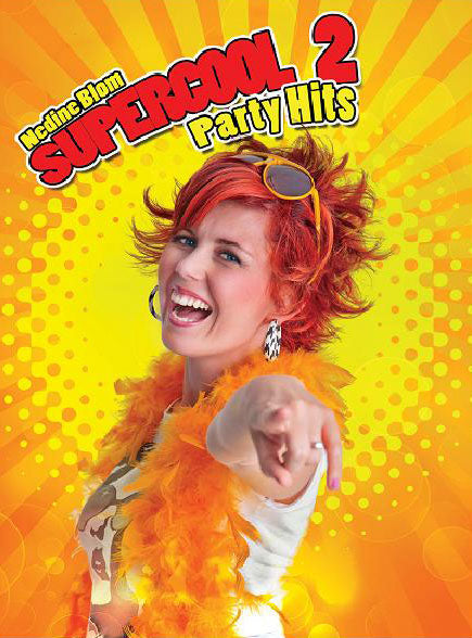 Nadine Blom - Supercool 2 Party Hits - DVD