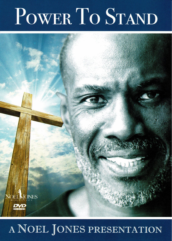 Bishop Noel Jones - Power To Stand (DVD)