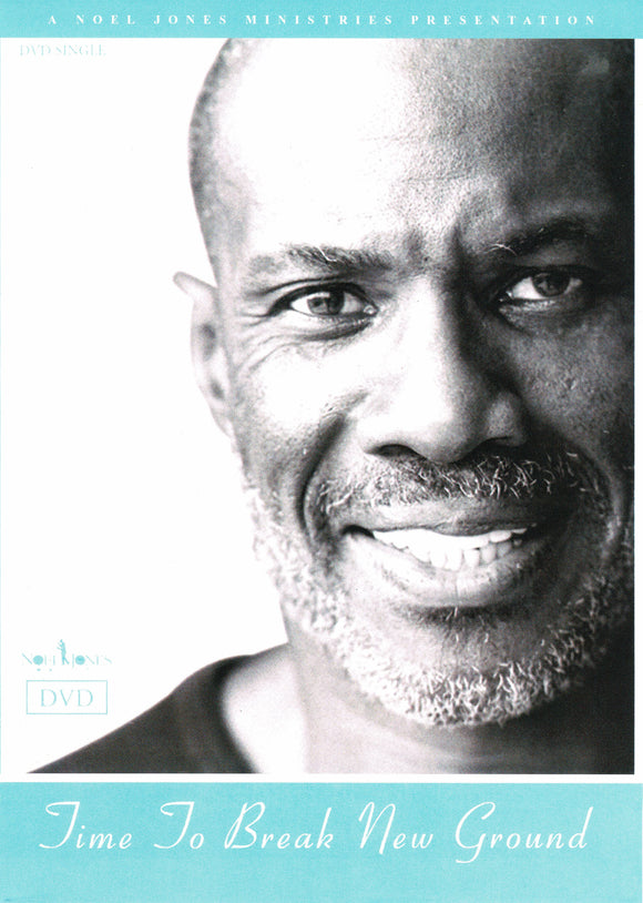 Bishop Noel Jones - Time To Break New Ground (DVD)