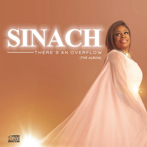 Sinach - There's An Overflow - 2CD's