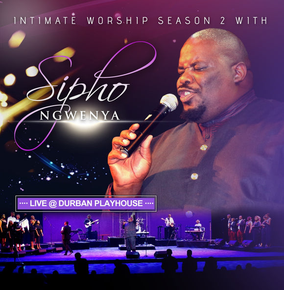 Sipho Ngwenya - Intimate Worship Season 2 (2CD)