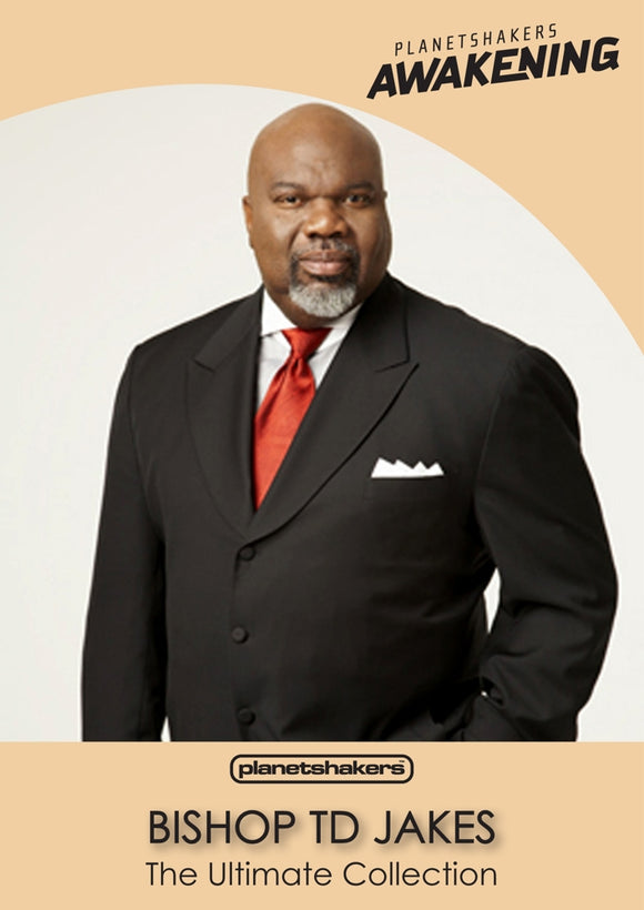 Bishop TD Jakes - The Ultimate Collection (3DVD Set)