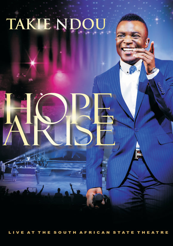 Takie Ndou - Hope Arise (DVD)