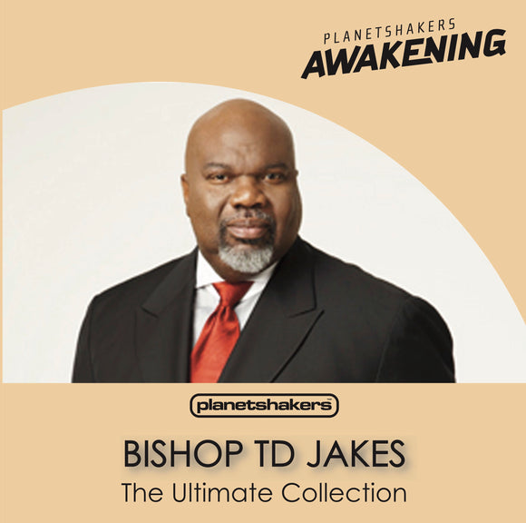 Bishop TD Jakes - The Ultimate Collection (3CD's)