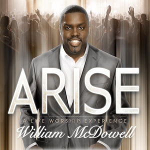 William McDowell - Arise (2 CDs)