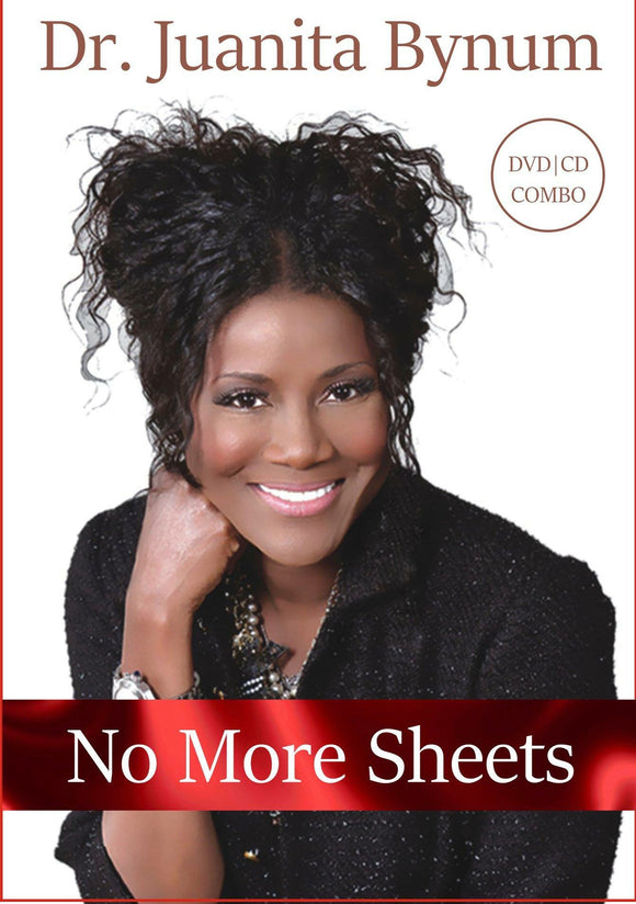 Juanita Bynum - No More Sheets DVD+CD