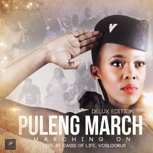 Marching On CD - Puleng March