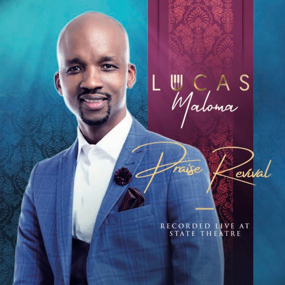 Lucas Maloma - Praise Revival (CD)