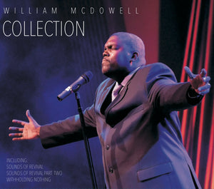 William Mcdowell - William Mcdowell Collection 3 CD SET