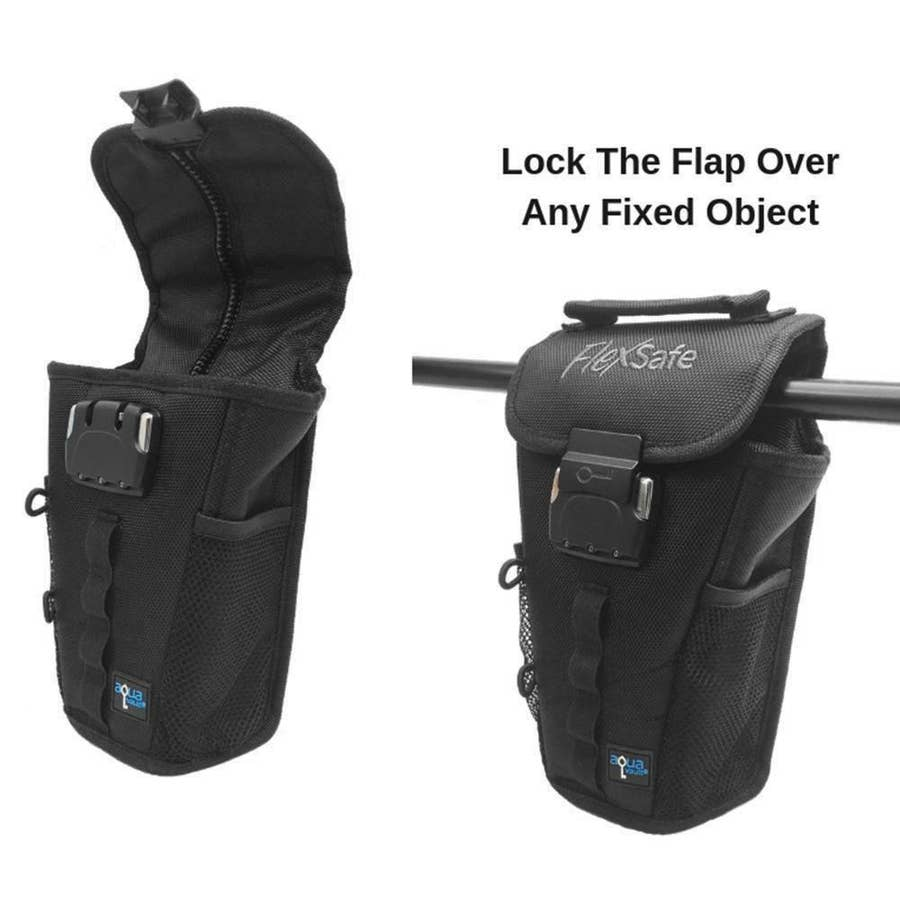 New FlexSafe Portable & Packable Travel Vault - in stock now!