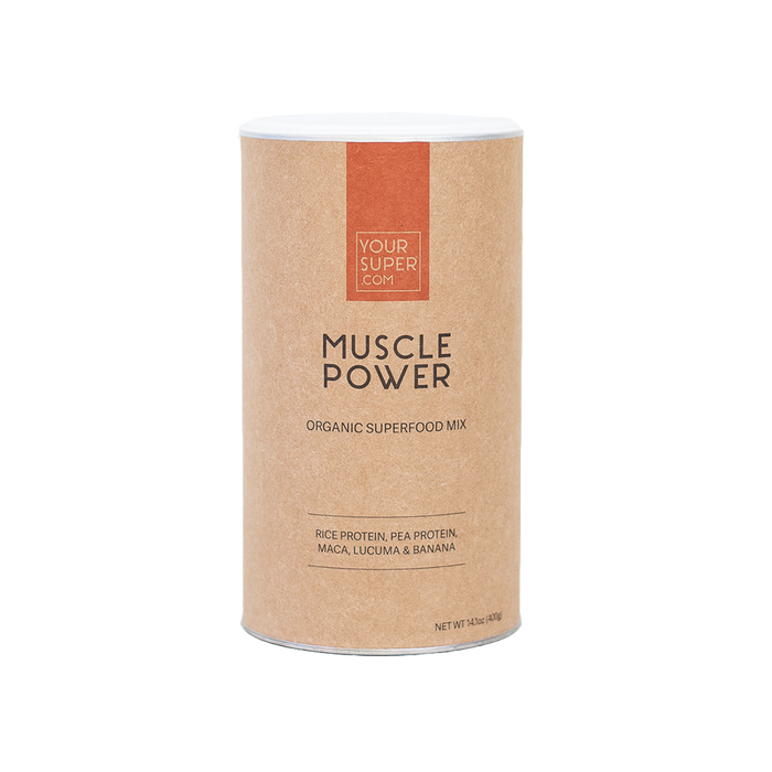 YourSuper - Muscle Power Organic Mix