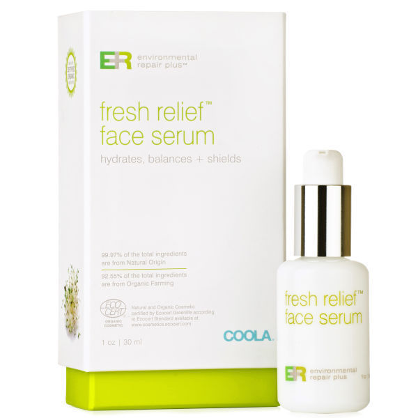 Coola ER Fresh Relief Face Serum 1.0 oz.