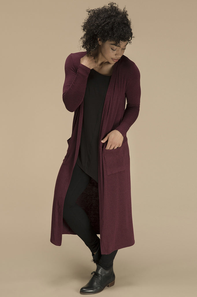 BROOKE DUSTER CARDIGAN