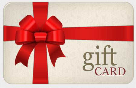 1- Instant Gift Card