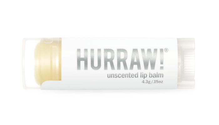 Hurraw Unscented Lip Balm
