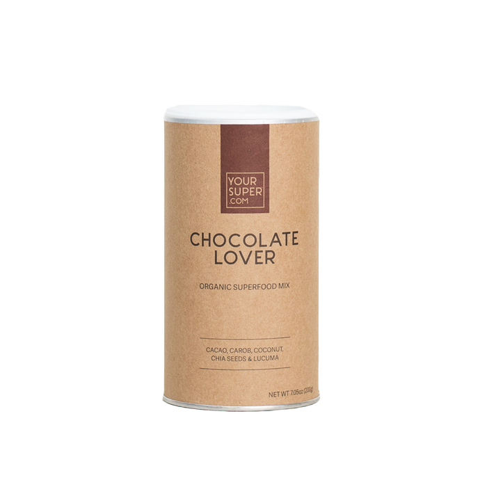 YourSuper - Chocolate Lover Organic Mix