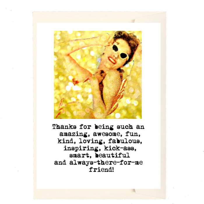 Paperlove Boutique - Thanks for Being Amazing, Awesome…
