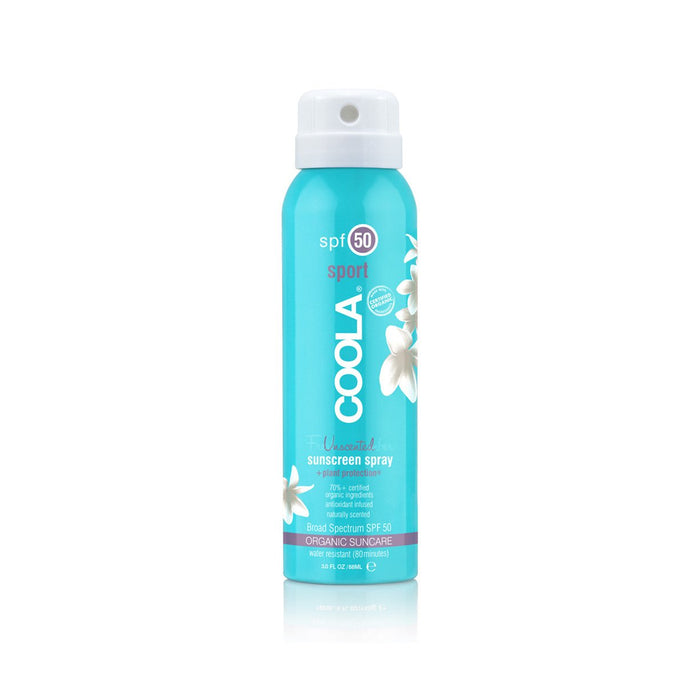 COOLA TRAVEL SPF 50 UNSCENTED 2 OZ.