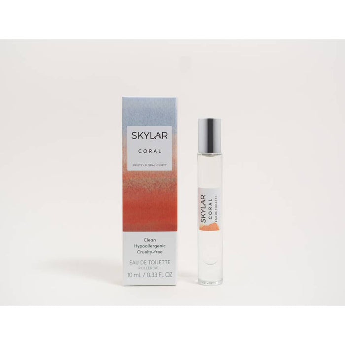 Skylar Roller Ball - Coral 10ml