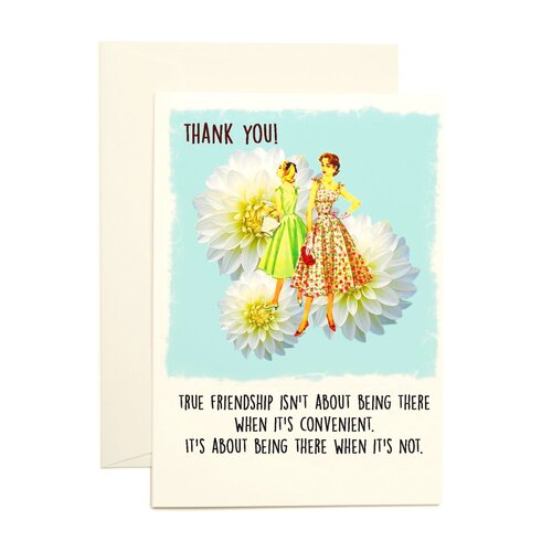 Paperlove Boutique - Thank You! True Friendship