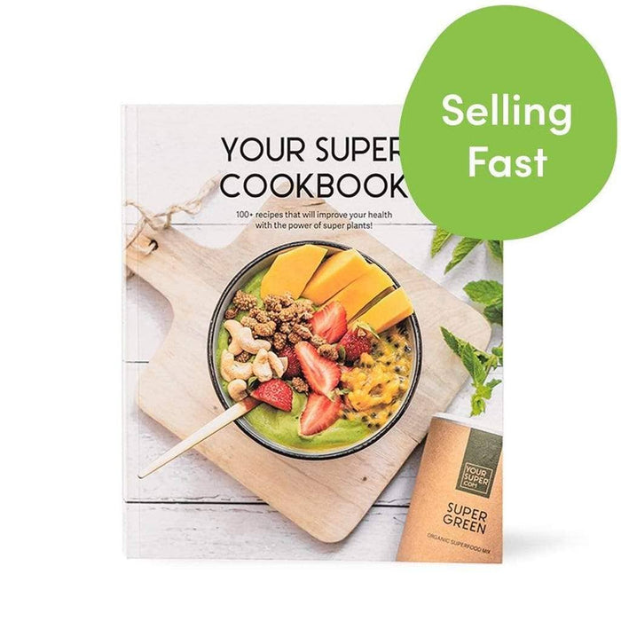 YOUR SUPER COOKBOOK