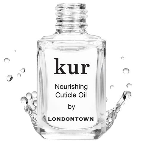 KUR NOURISHING CUTICLE OIL